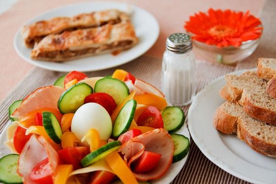 وجبات إفطار صحية