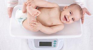 وزن الطفل الطبيعي في الشهر التاسع 1