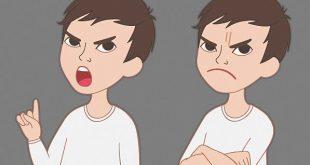 كيفية التعامل مع الاطفال العنيدين والعصبيين 1
