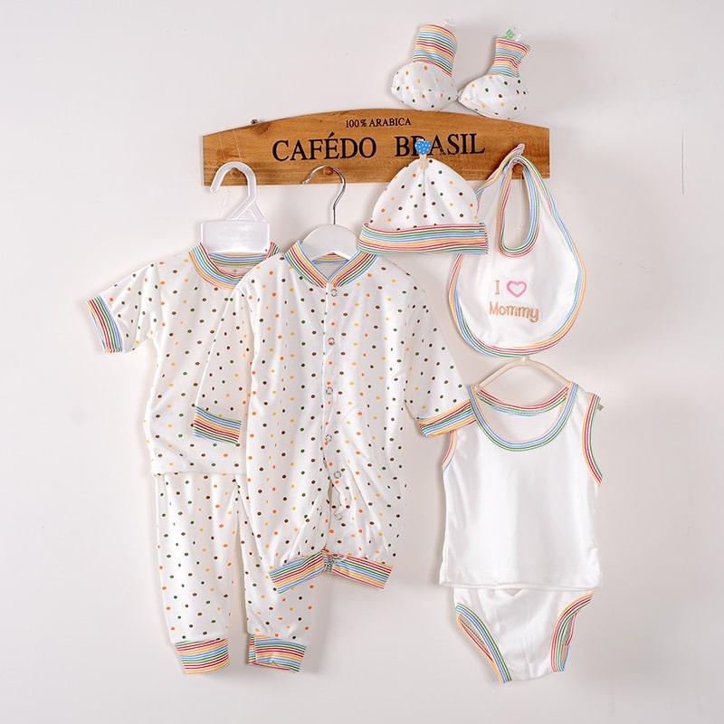 ملابس البيبي حديث الولادة الداخلية بالصور