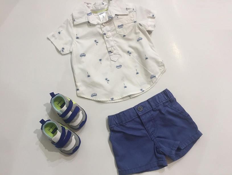 ملابس بيبي حديث الولادة ولد