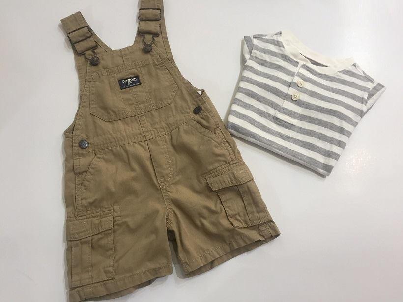 ملابس اطفال ذكور حديثي الولادة