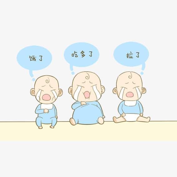 اسباب بكاء الطفل في عمر السنتين