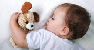 طريقة تنويم الاطفال الرضع