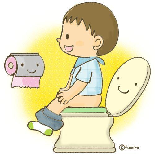 كيفية تعليم الطفل دخول الحمام