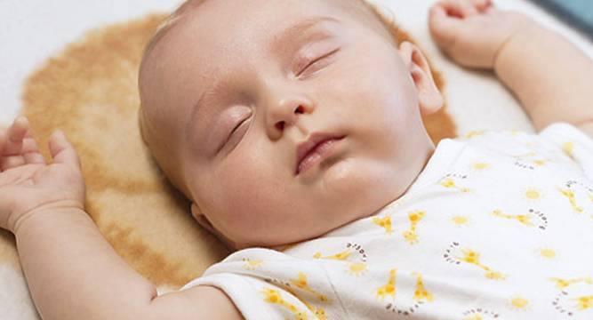 علاج مغص البطن للاطفال