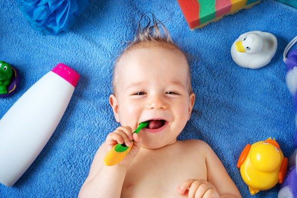 اعراض ظهور الاضراس عند الاطفال