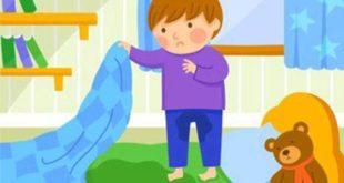 تعليم الطفل دخول الحمام في عمر السنتين 3