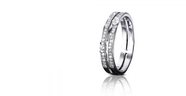 خواتم الماس لازوردي
