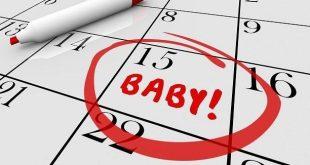 كيفية حساب الحمل من اخر دورة
