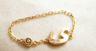 اساور حروف عربية