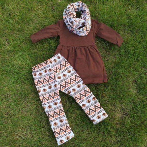 احدث ملابس الاطفال البنات الشتوي