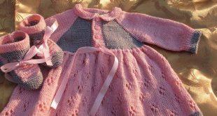 احدث ملابس الاطفال البنات الشتوي 3