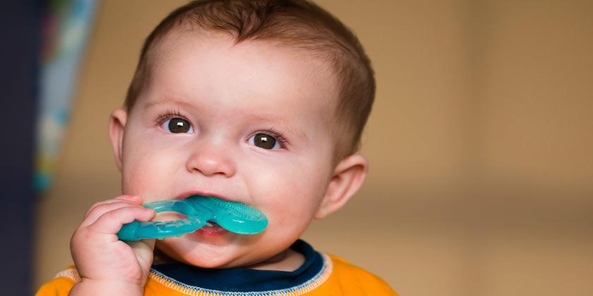 اعراض تسنين الضروس عند الاطفال