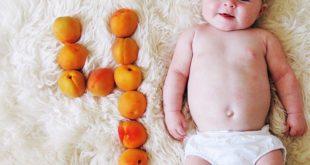 تطور الطفل في عمر 4 شهور