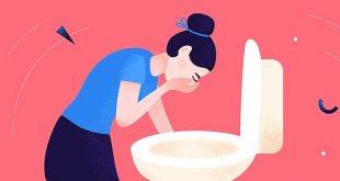 غثيان الحمل بدون استفراغ